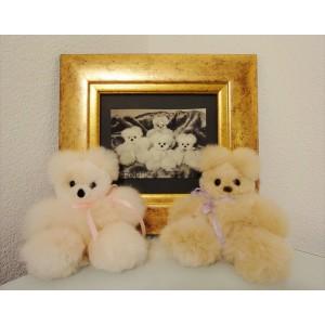 Alpaga teddy bear