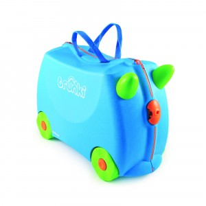 Practical suitcase for kids
