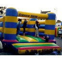 INFLATABLE CASTLE MIDI 4 COLUMNS FOR RENT