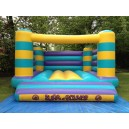 INFLATABLE CASTLE MAXI 4 COLUMNS FOR RENT