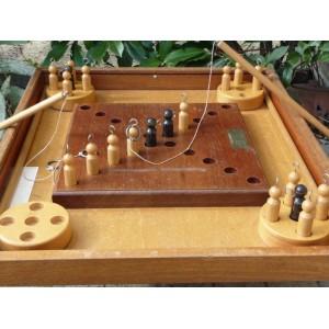 grand jeu en bois en location la p che aux poissons. Black Bedroom Furniture Sets. Home Design Ideas
