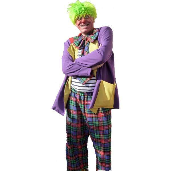 clown domicile un spectacle de clown chez vous. Black Bedroom Furniture Sets. Home Design Ideas