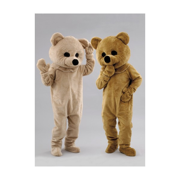 Giant mascot in teddy bear. OURS  sc 1 st  Espace Rêve & giant mascot in teddy bear