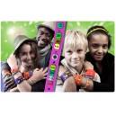 Bracelet couleur unie